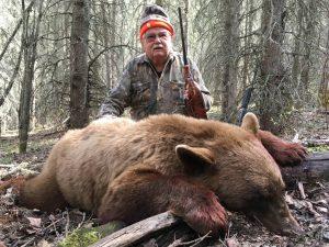 Black Bear Hunter Testimonial