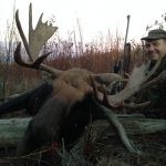 Canada moose hunts