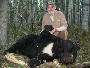 top notch adventures bear hunts