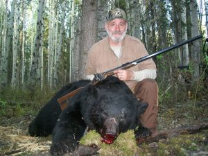 alberta bear hunting outfitters