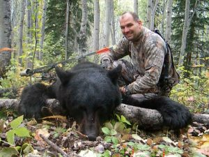 Top Notch Adventures Bear Hunting