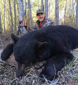 Alberta black bear hunting