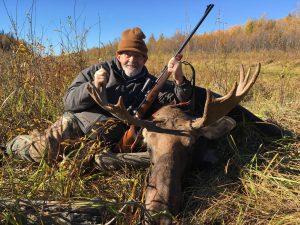 Alberta Canada Moose Hunting